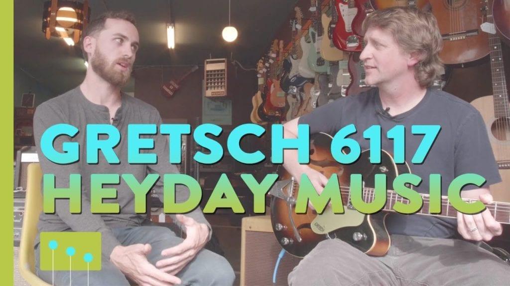 Gretsch 6117 at Heyday Music